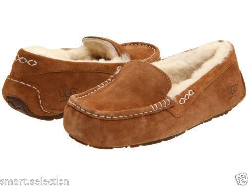 Womens ugg slippers ansley ebay