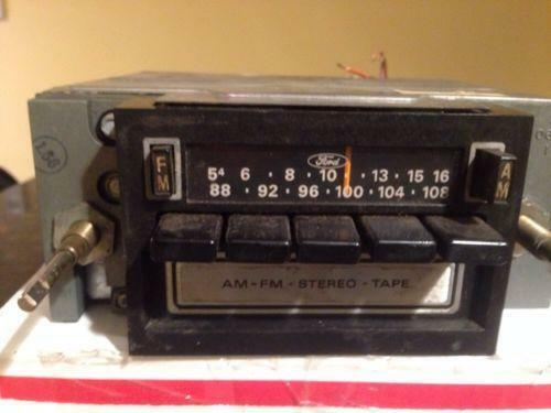 Mustang 8 Track Parts Accessories Ebayrhebay: Am Track Radio At Gmaili.net