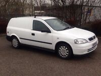 Small Van & Medium Man - Affordable Price - 2.- GBP per mile only. Any Package, Parcel or goods.