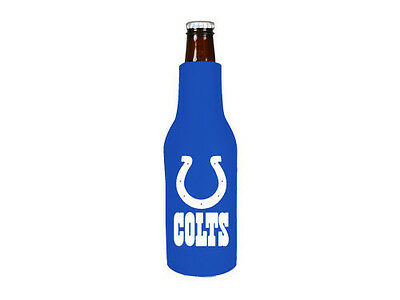 NFL Football Beer Bottle Holder Koozie - Neoprene Cooler - Pick your team!