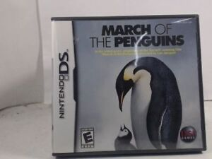 NEW MARCH OF THE PENGUINS --- NINTENDO DS Kingston Kingston Area image 1