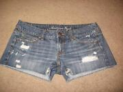 Mini Shorts Denim