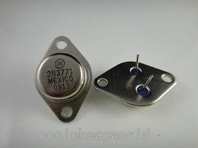 5pcs 2n3771 Power Transistor To-3 Npn