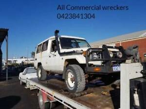 on Spot Cash For  - Toyota Hilux's - All Commercial Wreckers Maddington Gosnells Area Preview