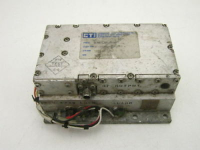 Microwave Adjustable Oscillator Frequency Source 630mhz Afc Tested Low Noise