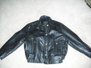 Police Leather Jacket