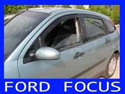 Focus MK1 Wind Deflectors