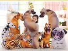 Animal Print Dog Decorative Cushions