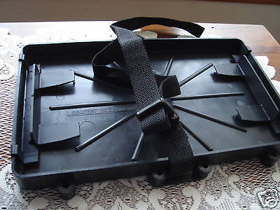 Marine Battery Tray Group 24 27 Series With Strap New