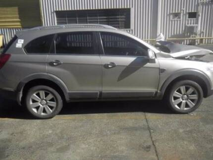 HOLDEN CAPTIVA CG 2.0 DIESEL AUTO VEHICLE WRECKING PARTS 2008 Brisbane South West Preview