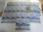 Tottenham Hotspur Programmes