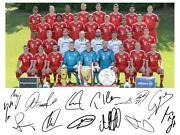 Bayern Munich Signed