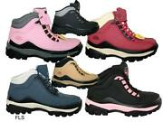 Pink Safety Boots