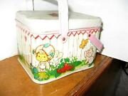 Strawberry Shortcake Tin