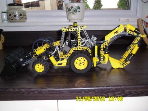 Lego Technic Jcb Ebay