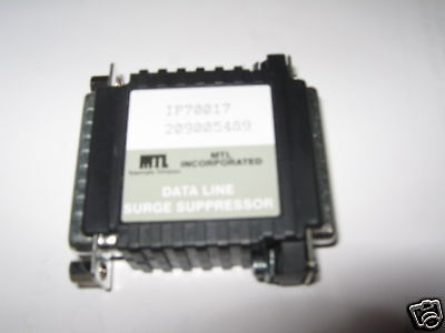 Mtl Data Line Surge Suppressor Ip70017 New