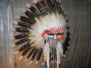 Indianer Federhaube
