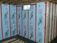 INSULATION, VAPOUR BARRIER & VENTILATION