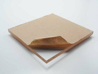 Polycarbonate Lexan Clear Plastic Sheet 18 X 24 X 48