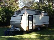Pop Top Caravan NSW
