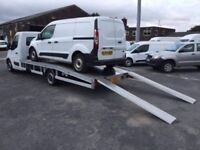 24/7 East London Car Bike Breakdown Recovery Tow Truck Service Auction Vehicle Transport Nationwide