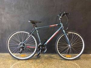 SAMSON CYCLES METRO 8 24 SPEED COMMUTER HYBRID Brunswick Moreland Area Preview