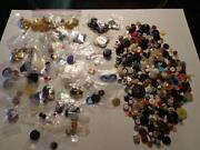 Large Vintage Buttons Lot
