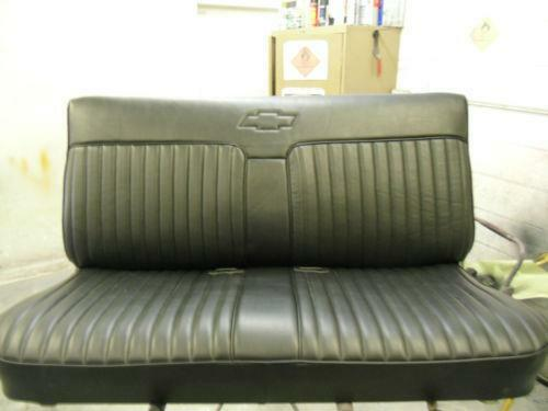 Chevy Bench Seat ~ Chevy bench seat ebay