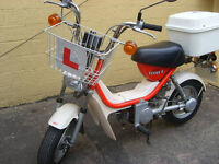 Yamaha bop 2 moped reg, ATA562Y looking for the where abouts