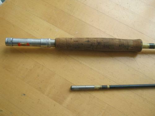 Vintage shakespeare fly rods ebay for Vintage fishing rod identification