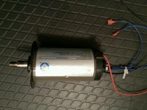 permanent magnet motor treadmill motor