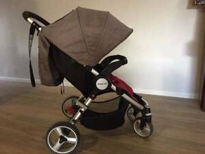 Steelcraft Agile Pram excellent condition Bedford Bayswater Area Preview