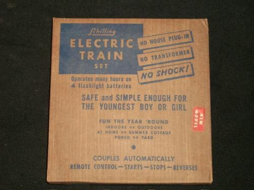 electric train set