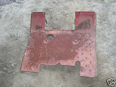 International Farmall 656 Rowcrop Tractor Platform For Open Station