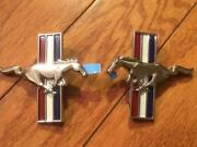 Mustang Pony Emblem