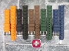 Swiss Army Rubber Band Wristwatch Bands 20mm Band Width