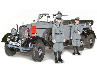 1938 Mercedes G4 With 3 Figures Grey 118 By Signature Models 38202 0