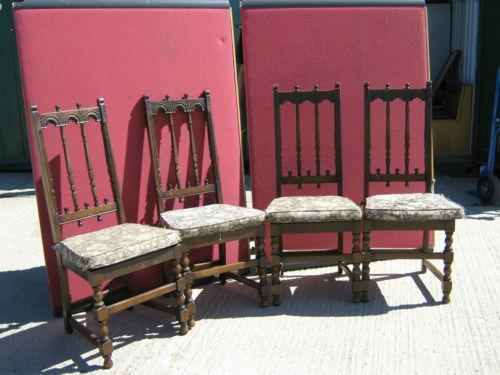 Vintage Ercol Dining Chairs Ebay