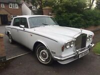 1975 Rolls Royce Silver Shadow I - Tan Leather, great classic car investment, wedding business