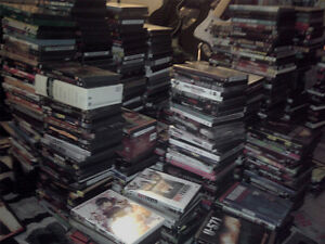 How to buy lots of DVD's and Blu-rays for resale
