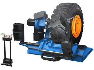 ATLAS - TTC306 Super Duty Truck Tire Changer 3PH - CLENTEC London Ontario image 1