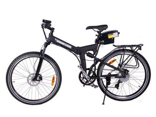 electric mountain bike ebay