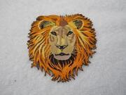 Lion Patch