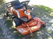 Front Mower