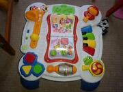 LeapFrog Table