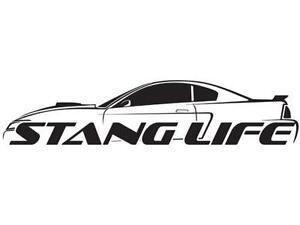 Mustang Decals EBay - Sporting car decals
