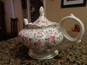 Lefton Musical Teapot