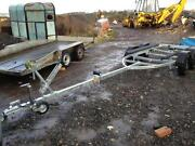 Twin Axle Boat Trailer