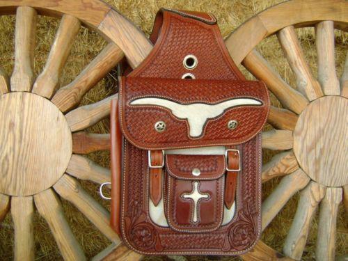 Western Saddle Bags Ebay