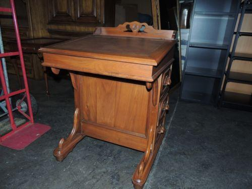 Captains Desk Ebay